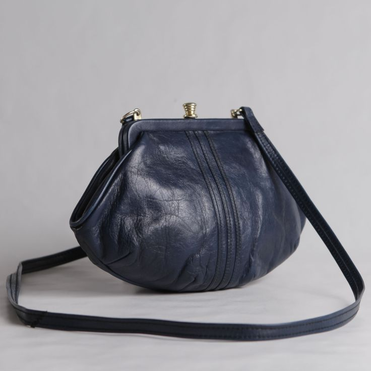 MINT CROSSBODY Vintage Bag by Nouvelle Bag www.nouvellebag.com