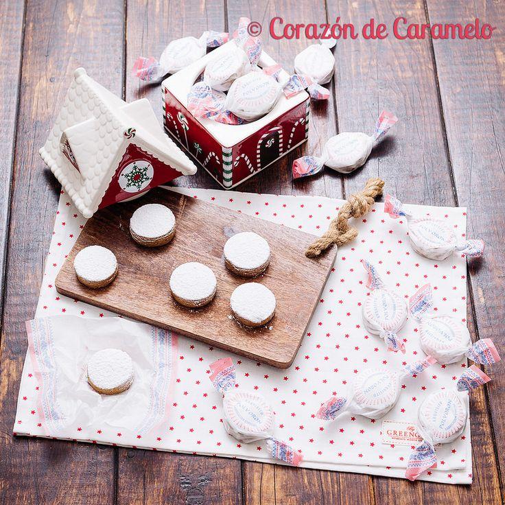 Polvorones caseros | Receta de Navidad