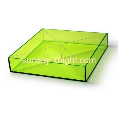 Display stand manufacturers customize modern serving tray stand ODK-088