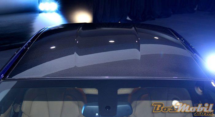 Atap Serat Karbon Bikin BMW M6 Gran Coupe Lebih Ringan #info #BosMobil