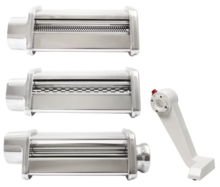 Pasta Roller and cutter for Spaghetti and Fettuccine for Bosch Universal Plus Mixer