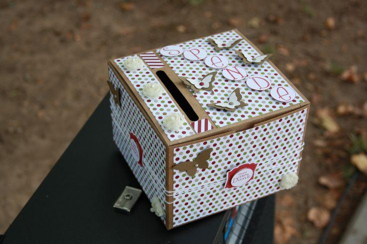 Box für Spende