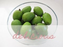 Heaps of feijoa recipes, I hope I can use some of my feijoas before they waste away