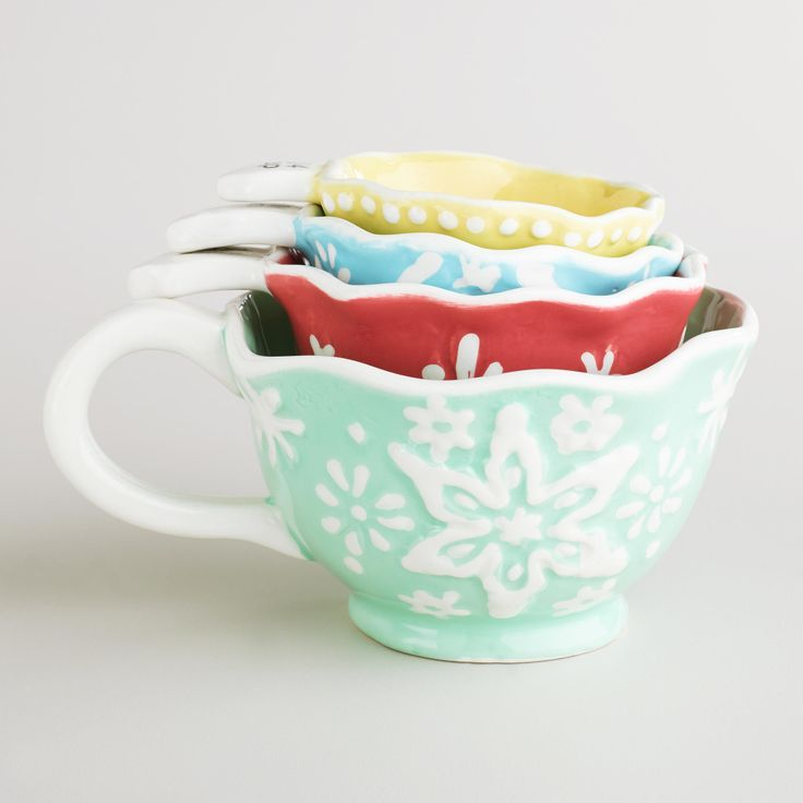 1000+ images about Kitchen Measuring Cups on Pinterest