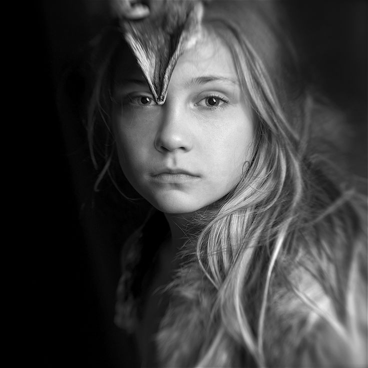 My daughter portrait