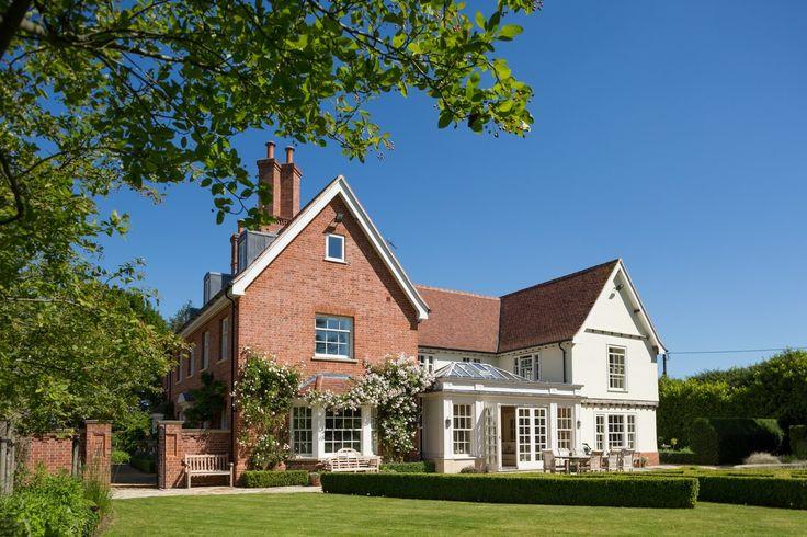 現代的な英国のカントリーハウス