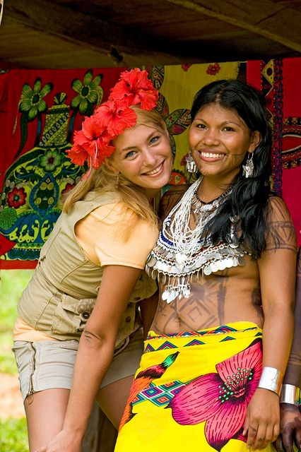 Explore Nature with the Embera Indians - Panama City ...