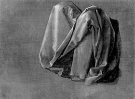 Одеяние Бога-Отца - Альбрехт Дюрер