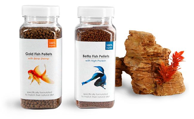 Fish Food Containers Aquarium Fish Food Fish Recipes Food Containers