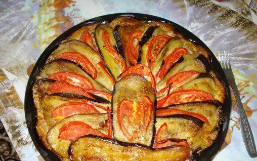Retete Culinare - Musaca de vinete