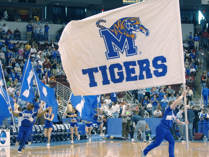 University of Memphis Tigers | Sport | Pinterest | Blue ...