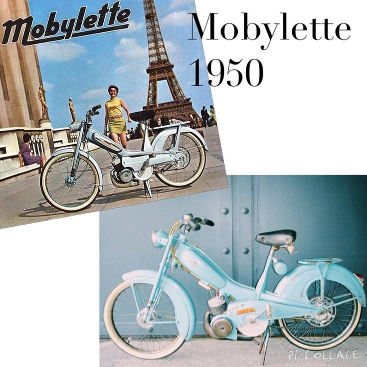 Mobylette 1950