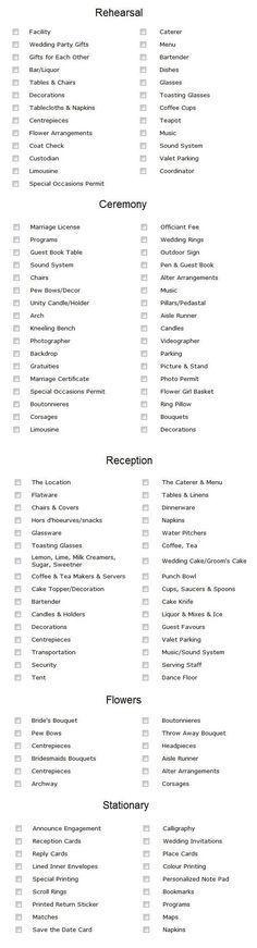 360 best Wedding Planning Tips images on Pinterest Wedding - wedding planner resume