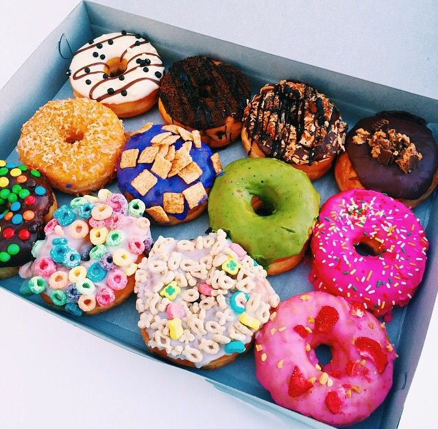donuts :)