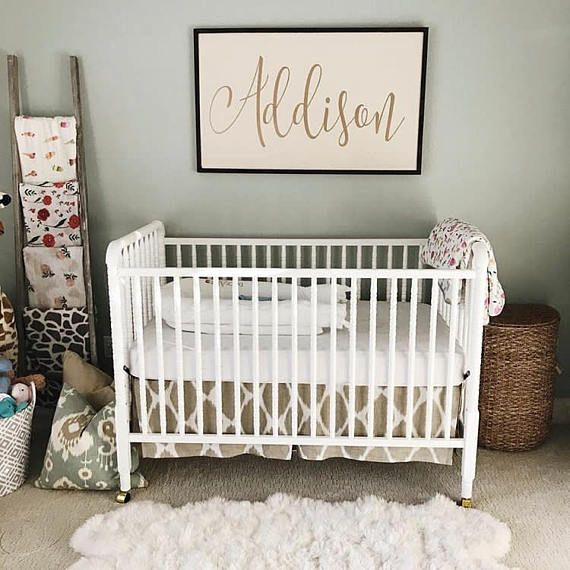 Best 25 name above crib ideas on pinterest for Above crib decoration ideas