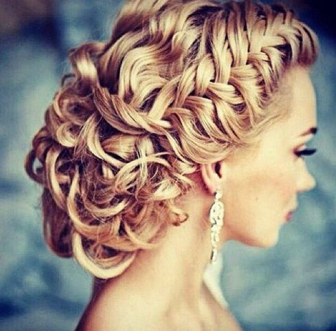 updos hair styles for long hair