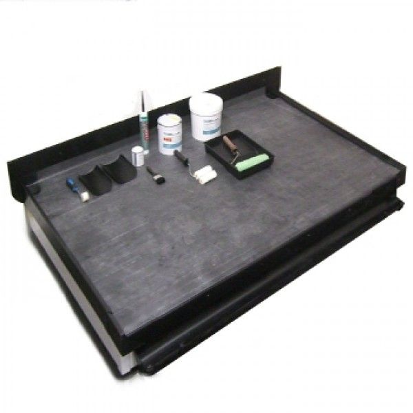 Flat EPDM Rubber Roof Kits | Rubber4Roofs