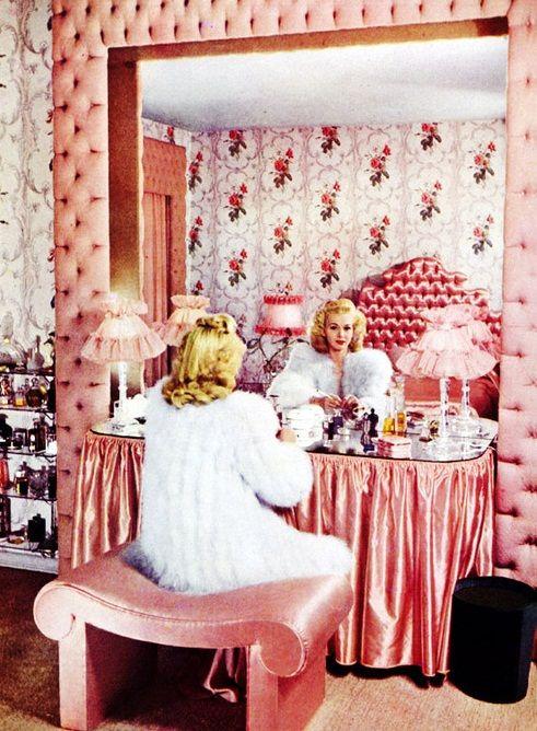 210 best make up vanities images on Pinterest | Hairdresser, Bedroom ...