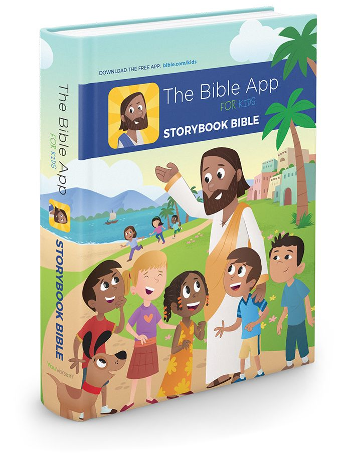 Bible App for Kids - Resources for Parents and Churches