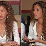 Çağla Şikel Uzun Kıvırcık Saçlar