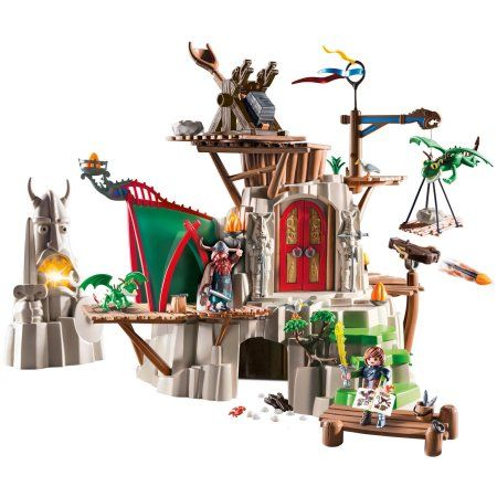 Playmobil Dragons 9243 Berk New Factory Sealed Walmart Com How Train Your Dragon How To Train Your Dragon Playmobil