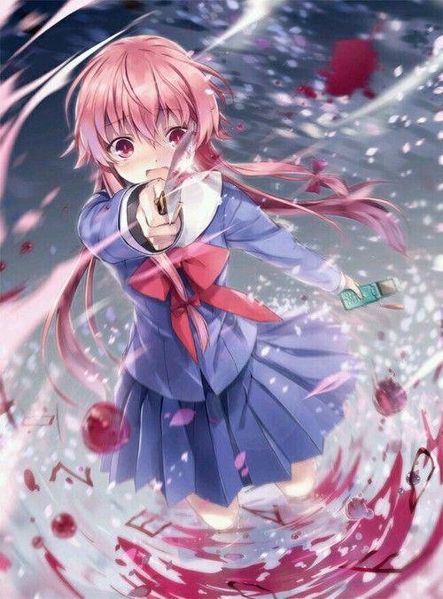 Resultado de imagen para imagenes de anime yandere