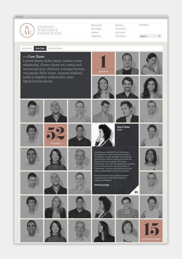 KAE Marketing Website | Socio Design