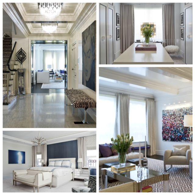 Eric Cohler Design: Manhattan Interior Design Project IV #NYC #EricCohler  #ECD #