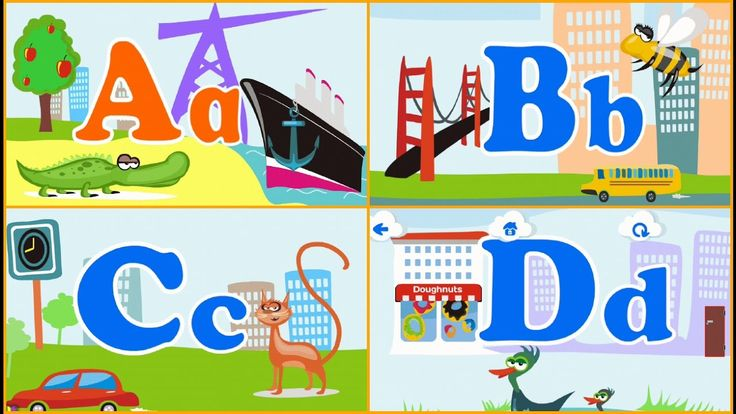 Montessori ABC A to Z for Kids | Learning and trace Alphabet Letters | B...