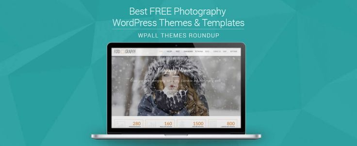 Here we have made a collection of easy to use, fully responsive and SEO friendly free WordPress photography themes to let you create a stunning and complete photography website in no time.