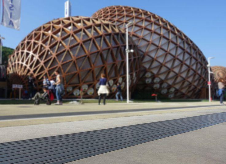 Expo 2015 - Milano, Italy / Loges