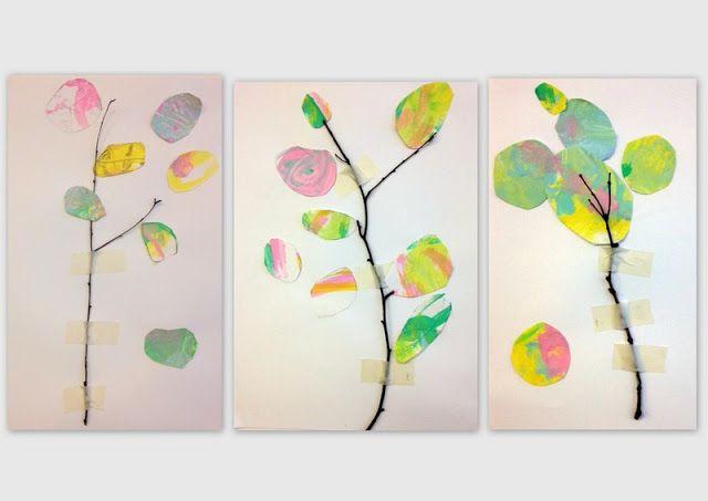 les petites têtes de l'art: Période de floraison