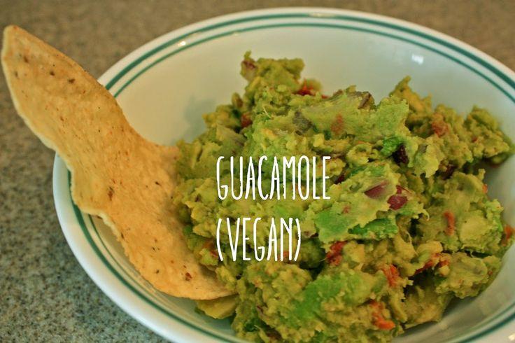 The Geeky Gal: Recipe Review: Alton Brown's Guacamole