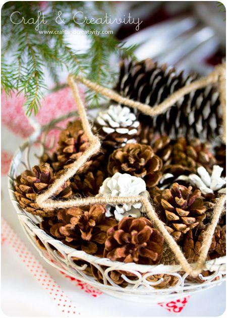 Christmas stars - by Craft & Creativity