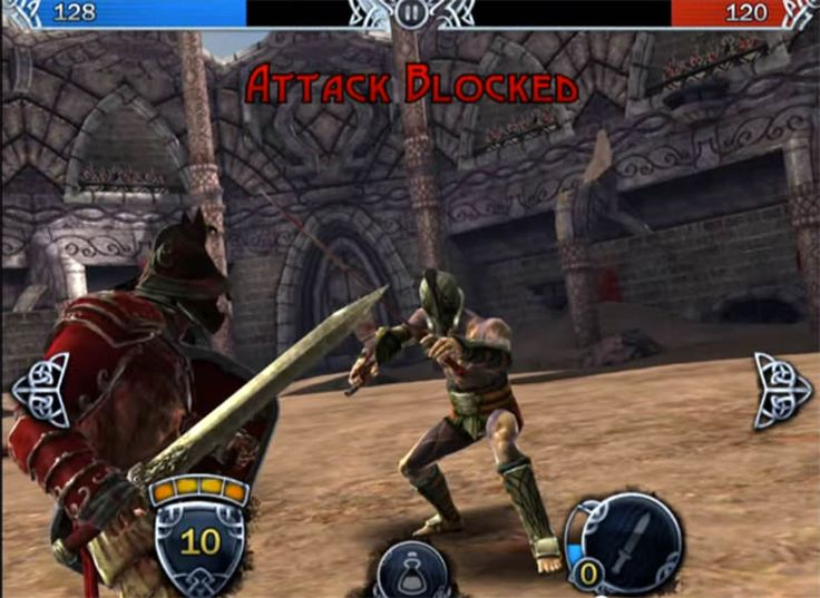 25 Best HD Games for IOS and Android