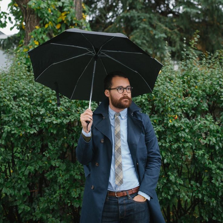 Here's to April showers and well dressed men.