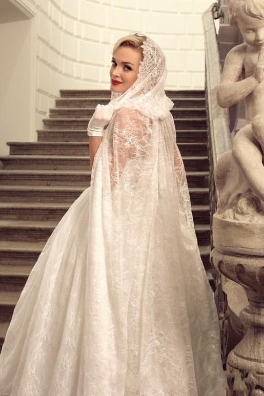 Wedding Dresses Picture - More Detailed Picture about 2016 Vintage Wedding Dresses Strapless Neckline Lace Bridal Gowns with Lace Cloak Elegant Wrap Arabic Wedding Gowns 021 Picture in Wedding Dresses from Tiya Wedding & Evening Gown | Aliexpress.com | Alibaba Group