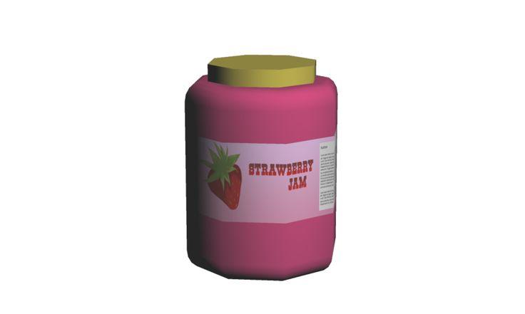 Strawberry Jam Jar  http://black-bladen.deviantart.com/art/Jam-Jar-176150745?q=gallery%3ABlAcK-BlADEn%2F28427554&qo=4