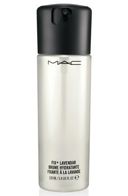 "Mac fix plus spray - One smart tonic. For a fresh finish to a look, apply over moisturizer and under foundation. Use over powder for a soft ""set"" finish.SETS MAKEUP"