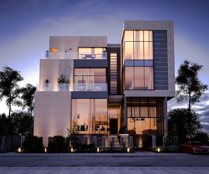 1751 best images about archi1 on pinterest for Amazing exterior design