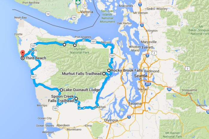 Ultimate Washington Waterfalls Roadtrip! http://www.onlyinyourstate.com/washington/wa-waterfall-trip/