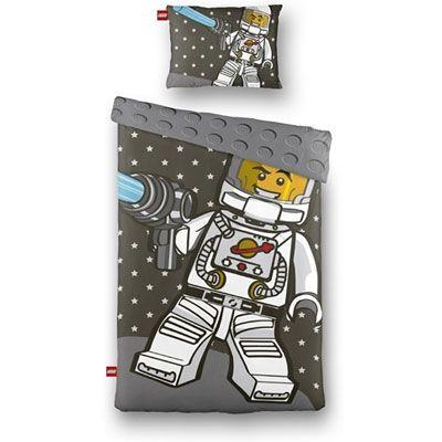 dekbed astronaut lego