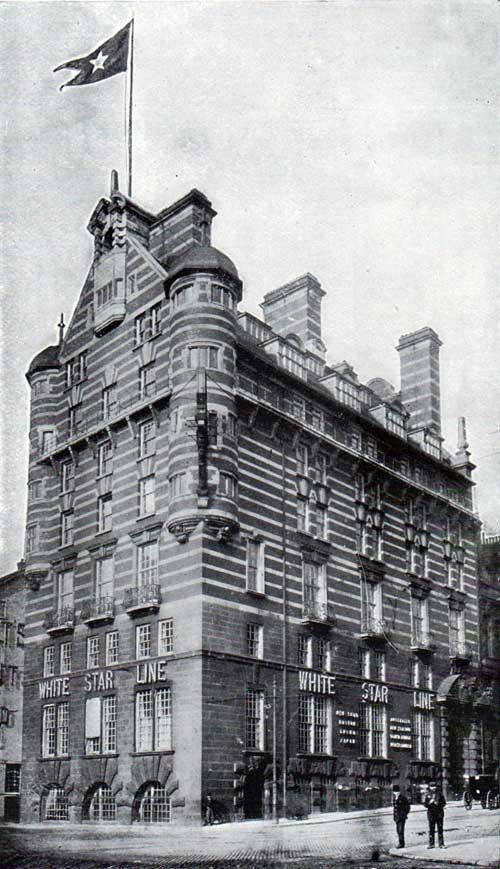White Star Offices, Liverpool