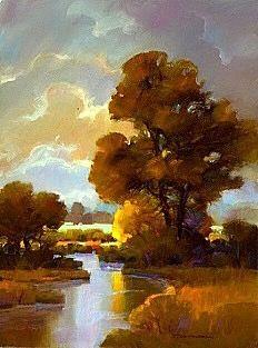 Mac Stevenson ~ Autumn Waters