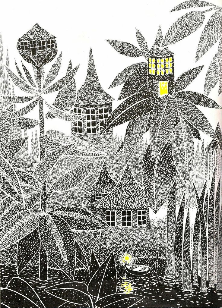 tove jansson illustration - Sök på Google