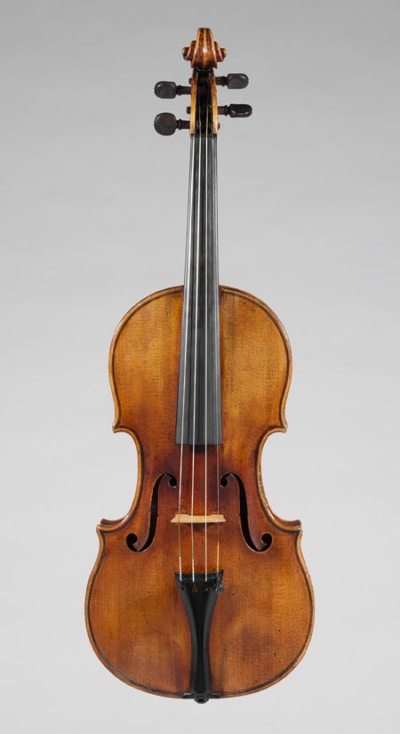 Violin, Antonio Stradivari, Cremona, Italy, 1693