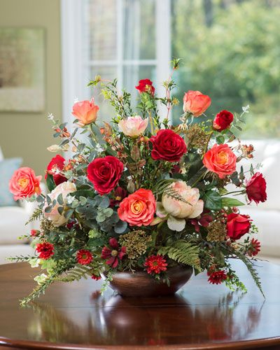 Distinctive Glorious Garden Silk Flower Centerpiece At Petals: 231 Best Images About Florals