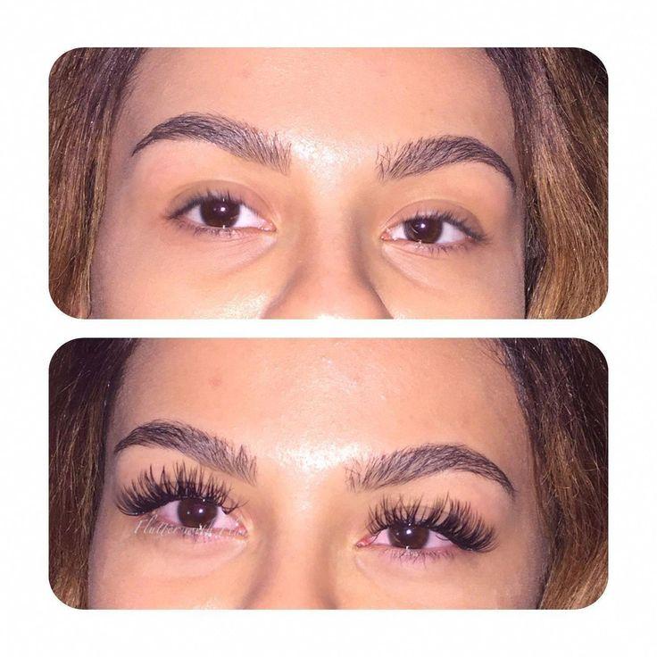 Artificial Eyelashes   Salons That Do Eyelash Extensions ...