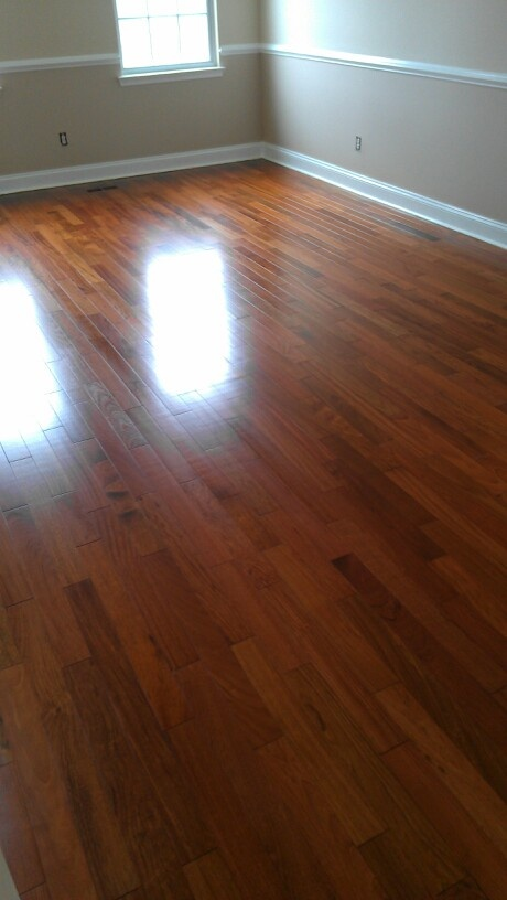 Brazilian Cherry Wood Floors