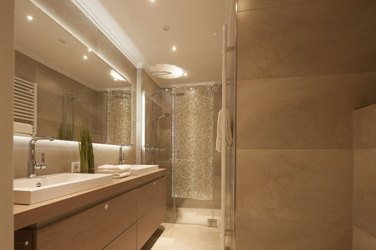Luxus-Badezimmer für schöne Stunden auf Norderney nicht nur am Strand http://norderney-ferienwohnung.eu/fewo-villa-vie-2/